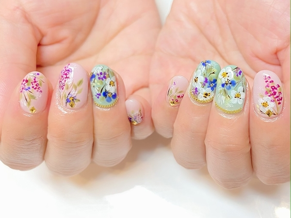 Natural Flowerのサムネイル