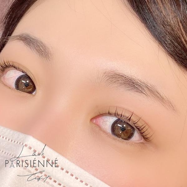 【パリジェンヌ】Before→After